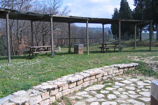 Parco collinare e giardino di Canonica 5