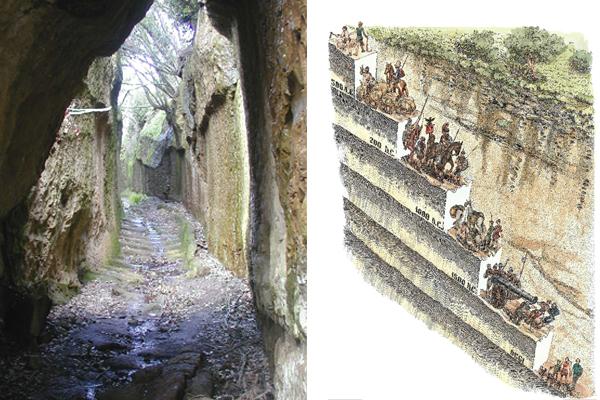 Museo archeologico all' aperto Alberto Manzi 10