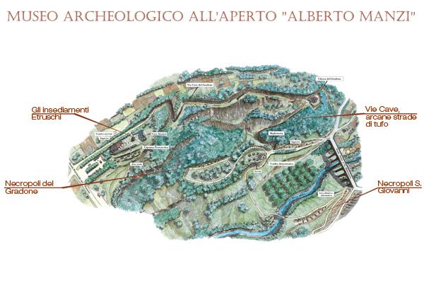 Museo archeologico all' aperto Alberto Manzi